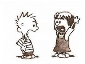 yell at 300x225 - IELTS SPEAKING #3: KHÔNG CHỈ DỪNG LẠI Ở BÀN LUẬN VẤN ĐỀ.
