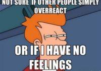 Over feeling 300x225 200x140 - NHỮNG TỪ DỄ GÂY NHẦM LẪN TRONG TIẾNG ANH