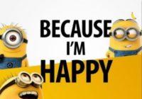 Because Im Happy Minions 300x225 200x140 - 10 Cách học tiếng Anh thực sự hiệu quả tại nhà (P1)