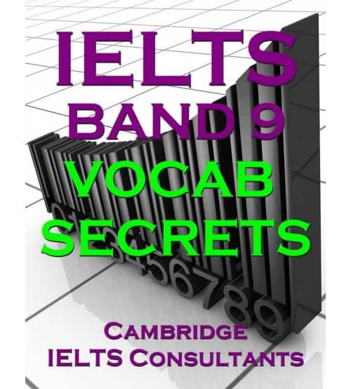 Sách IELTS Band 9 Vocab Secrets