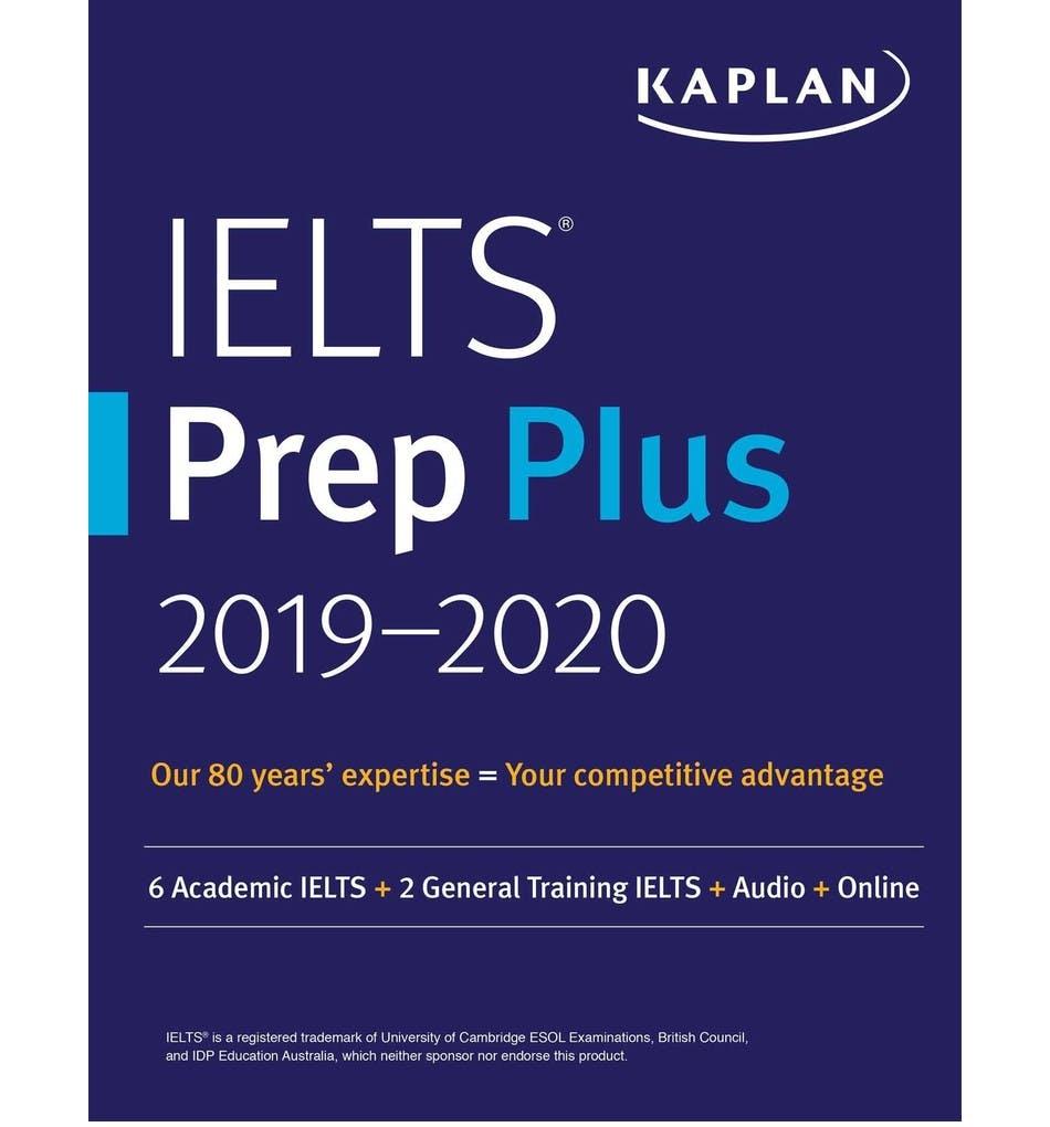 Kaplan's IELTS Premier Third Edition- Cuốn sách tạo bởi người đồng hành cùng các thí sinh IELTS qua hàng chục năm.